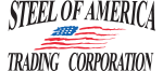 Steel of America Embossed logo